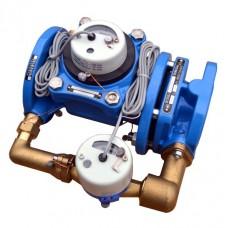 ВСХНКД-65/20 счётчик воды комбинированный с импульсным выходом