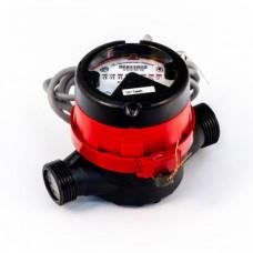 Счётчик горячей воды с импульсным выходом ВСГД-15-03 (110ММ)