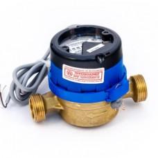 Счётчик холодной воды с импульсным  выходом ВСХД-15-02 (110ММ)