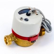 Счётчик горячей воды с импульсным выходом ВСТ-15