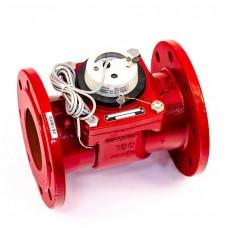ВСТН-100 Турбинный счётчик горячей воды с импульсным выходом