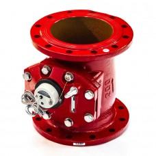 ВСТН-200 Турбинный счётчик горячей воды с импульсным выходом