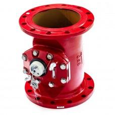 ВСТН-250 Турбинный счётчик горячей воды с импульсным выходом