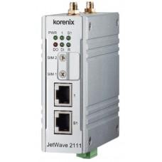 JetWave 2111 - Промышленный сотовый роутер/шлюз