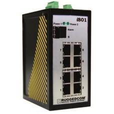I801 Промышленный компактный управляемый коммутатор