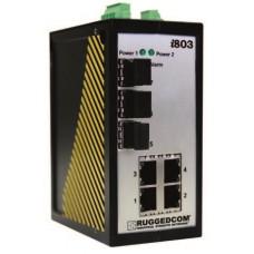 I803 Промышленный компактный управляемый коммутатор