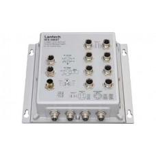 IES-5408T-X-67-WV Промышленный управляемый коммутатор повышенной прочности
