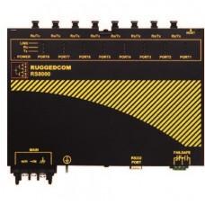 RS8000H Компактный управляемый коммутатор