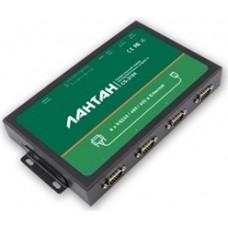CS-3104 - 4-портовый промышленный коммуникационный сервер
